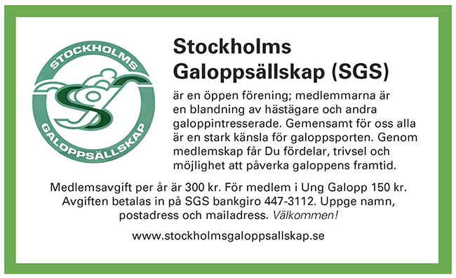 SGS Annons
