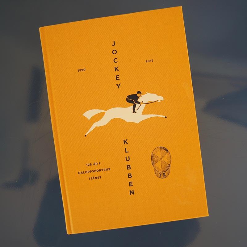 Jockeyklubbens jubileumsbok